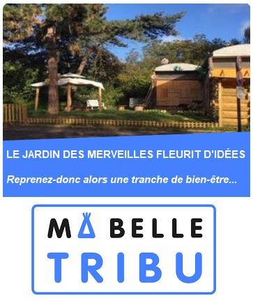 LE JARDIN DES MERVEILLES FLEURIT D'IDÉES